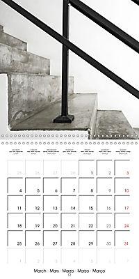 TEL AVIV modern architecture in detail (Wall Calendar 2019 300 × 300 mm Square) - Produktdetailbild 3