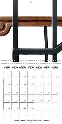 TEL AVIV modern architecture in detail (Wall Calendar 2019 300 × 300 mm Square) - Produktdetailbild 1