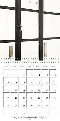 TEL AVIV modern architecture in detail (Wall Calendar 2019 300 × 300 mm Square) - Produktdetailbild 8