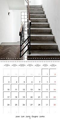 TEL AVIV modern architecture in detail (Wall Calendar 2019 300 × 300 mm Square) - Produktdetailbild 6