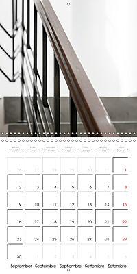 TEL AVIV modern architecture in detail (Wall Calendar 2019 300 × 300 mm Square) - Produktdetailbild 9