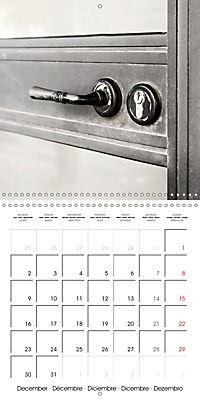 TEL AVIV modern architecture in detail (Wall Calendar 2019 300 × 300 mm Square) - Produktdetailbild 12