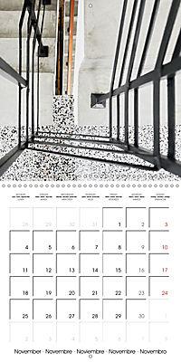 TEL AVIV modern architecture in detail (Wall Calendar 2019 300 × 300 mm Square) - Produktdetailbild 11