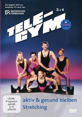 Tele Gym - Aktiv & gesund bleiben + Stretching, Campbell Mildenberger Monika