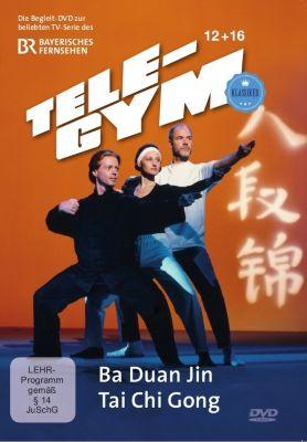 Tele Gym - Ba Duan Jin + Tai Chi Gong, Friedrich Andreas W