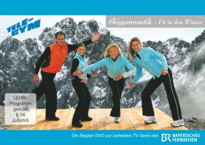 Tele-Gym - Fit in den Winter: Die neue Skigymnastik, Jarr'e Anke,graf Beil Maria