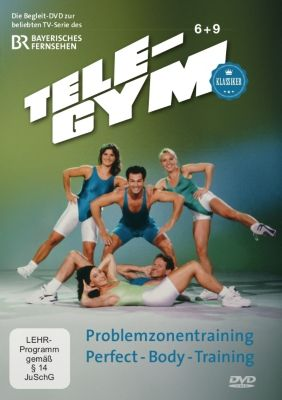 Tele Gym - P-Class-Problemzonentraining und Perfect-Body-Training, Matthias Seelis, Christiane Reiter