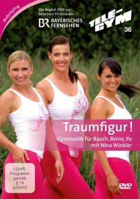 Tele-Gym - Traumfigur: Gymnastik für Bauch, Beine, Po mit Nina Winkler, Nina Winkler