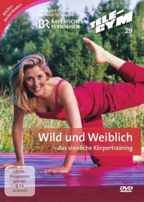 Tele Gym - Wild und weiblich, Beckenbodentraining, Müller Divo G.