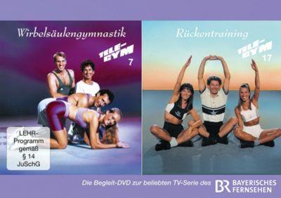 Tele Gym - Wirbelsäulengymnastik + Rückentraining, Carlo Bussi