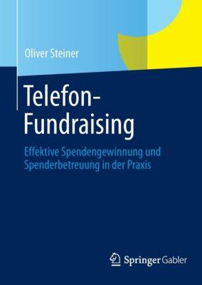 Telefon-Fundraising, Oliver Steiner
