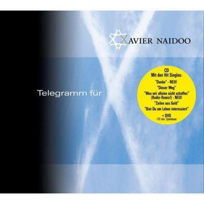 Telegramm für X (CD+DVD), Xavier Naidoo