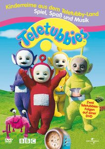 Teletubbies - Kinderreime aus dem Teletubby-Land / Spiel, Spass und Musik, Simon Shelton,John Simmit Pui Fan Lee