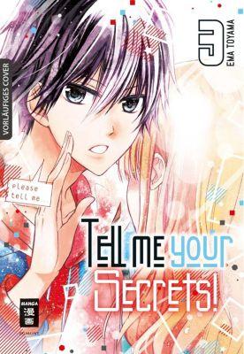 Tell me your Secrets!, Ema Toyama