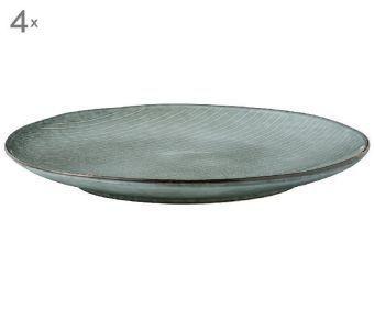 Teller graublau 26 cm Nordic Sea