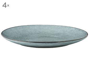 Teller graublau 31 cm Nordic Sea