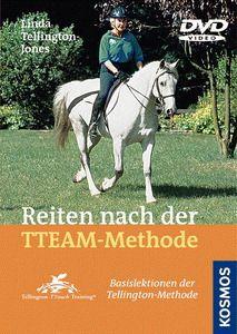 Tellington Reiten nach der TTEAM-Methode, Linda Tellington-Jones