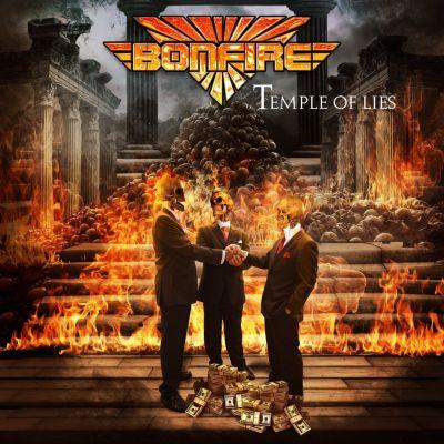 Temple Of Lies, Bonfire