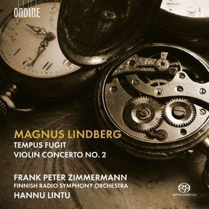 Tempus Fugit/Violinkonzert 2, Zimmermann, Lintu, Frso
