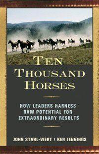 Ten Thousand Horses, Ken Jennings, John Stahl-Wert