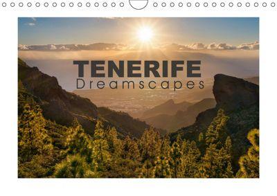 Tenerife Dreamscapes (Wall Calendar 2019 DIN A4 Landscape), Raico Rosenberg