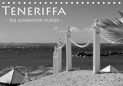 Teneriffa - die schönsten Plätze (Tischkalender 2019 DIN A5 quer), Robert Styppa