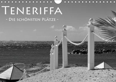 Teneriffa - die schönsten Plätze (Wandkalender 2019 DIN A4 quer), Robert Styppa