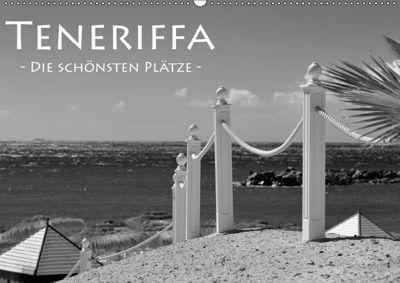Teneriffa - die schönsten Plätze (Wandkalender 2019 DIN A2 quer), Robert Styppa