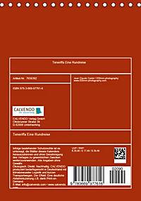 Teneriffa Eine Rundreise (Tischkalender 2019 DIN A5 hoch) - Produktdetailbild 13