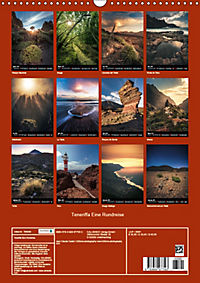 Teneriffa Eine Rundreise (Wandkalender 2019 DIN A3 hoch) - Produktdetailbild 13
