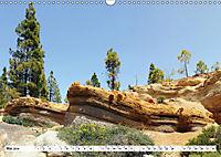 Teneriffa - Landschaften im Teide Nationalpark (Wandkalender 2019 DIN A3 quer) - Produktdetailbild 5