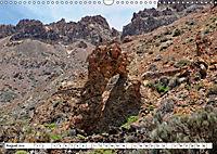 Teneriffa - Landschaften im Teide Nationalpark (Wandkalender 2019 DIN A3 quer) - Produktdetailbild 8