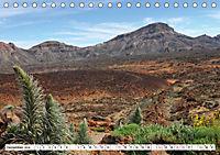 Teneriffa - Landschaften im Teide Nationalpark (Tischkalender 2019 DIN A5 quer) - Produktdetailbild 12