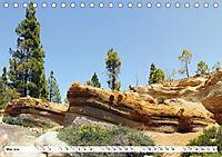 Teneriffa - Landschaften im Teide Nationalpark (Tischkalender 2019 DIN A5 quer) - Produktdetailbild 5