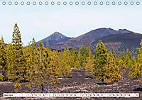 Teneriffa - Landschaften im Teide Nationalpark (Tischkalender 2019 DIN A5 quer) - Produktdetailbild 6