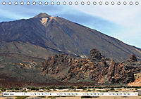 Teneriffa - Landschaften im Teide Nationalpark (Tischkalender 2019 DIN A5 quer) - Produktdetailbild 3