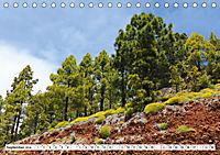 Teneriffa - Landschaften im Teide Nationalpark (Tischkalender 2019 DIN A5 quer) - Produktdetailbild 9