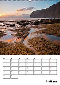 Teneriffa Naturparadies (Wandkalender 2019 DIN A2 hoch) - Produktdetailbild 4