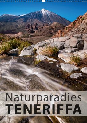 Teneriffa Naturparadies (Wandkalender 2019 DIN A2 hoch), Raico Rosenberg