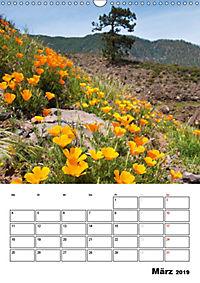 Teneriffa Naturparadies (Wandkalender 2019 DIN A3 hoch) - Produktdetailbild 3