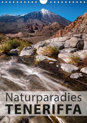 Teneriffa Naturparadies (Wandkalender 2019 DIN A4 hoch), Raico Rosenberg