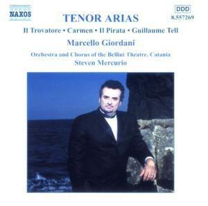 Tenorarien, Marcello Giordani