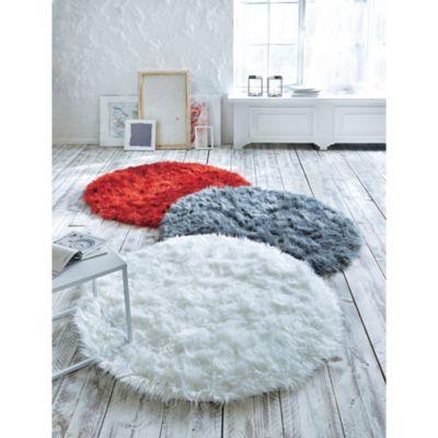 teppich cosy rot 140cm jetzt bei bestellen. Black Bedroom Furniture Sets. Home Design Ideas