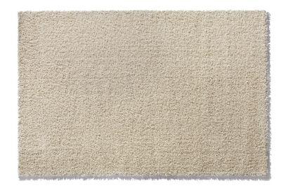 Teppich Shaggy, natur (Grösse: 133x170 cm)