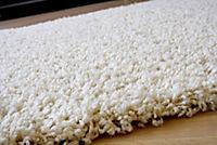 Teppich Shaggy, natur (Grösse: 133x170 cm) - Produktdetailbild 4