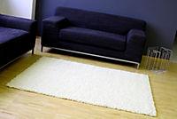 Teppich Shaggy, natur (Grösse: 66x110 cm) - Produktdetailbild 1