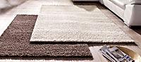 Teppich Shaggy, natur (Grösse: 66x110 cm) - Produktdetailbild 4