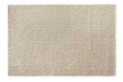 Teppich Shaggy, natur (Größe: 80x150 cm)