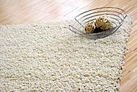 Teppich Shaggy, natur (Größe: 80x150 cm) - Produktdetailbild 3