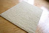 Teppich Shaggy, natur (Größe: 80x150 cm) - Produktdetailbild 2